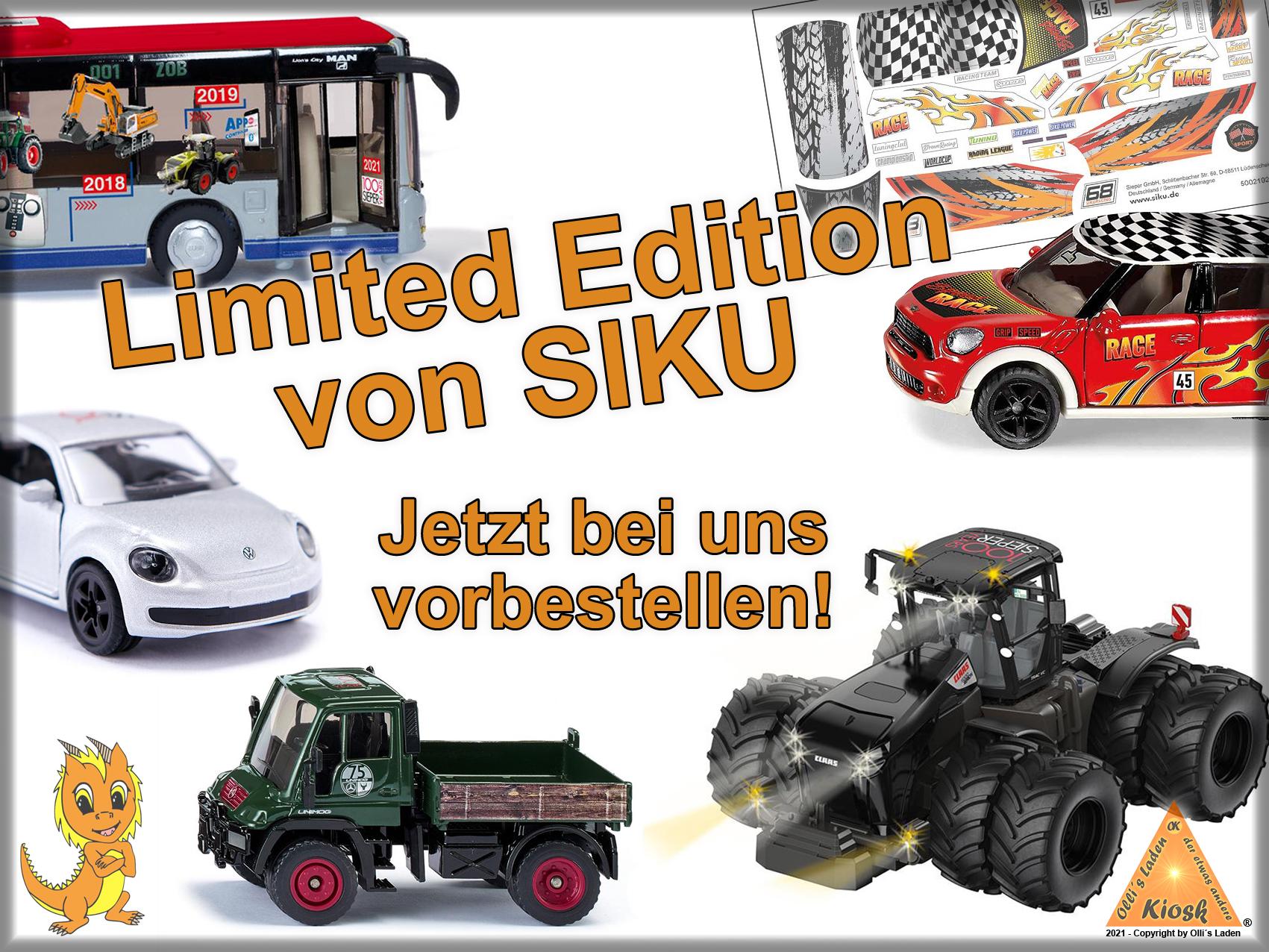 Limited Edition SIKU 2021